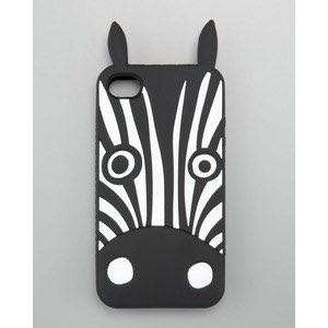 MARC BY MARC JACOBS iPhone 5/5S Case - Zebra