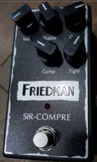 Friedman Sir Compre Compressor Overdrive