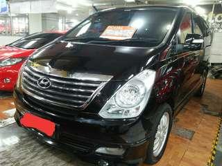 Hyundai H1 Tahun 2013 XG CRDI DieseL Matic cc 2.5