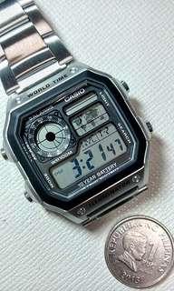 Original Casio watch Ae1200
