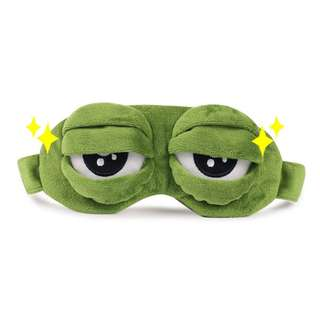 Pepe Frog Eye Shades