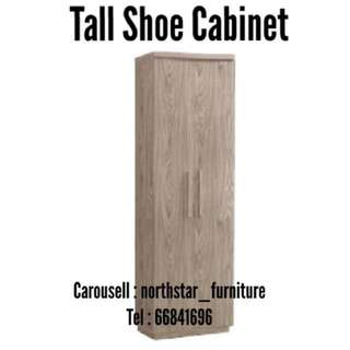Tall Shoe Cabinet / Tall Shoe Rack