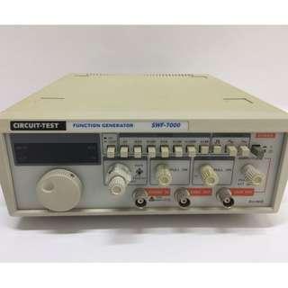 Circuit-Test SWF-7000 Function Generator