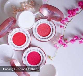 Quick preorder! Authentic only beauty cottage Thailand cooling cushion blusher