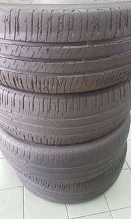 MICHELIN 215/60R16 Energy XM2 Used Tyre