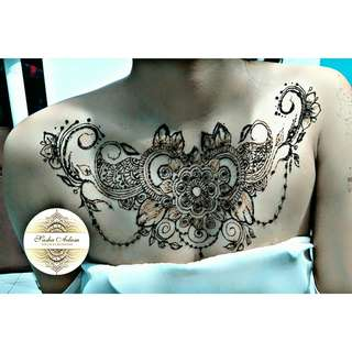 Henna Body Art Services