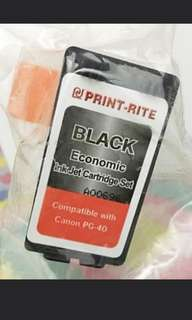 Printer Ink Cartridge Canon PG-40 compatible