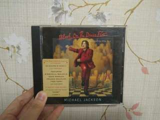 Michael Jackson- Blood on the Dance Floor