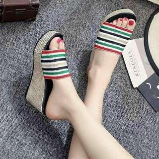 Korean Wedge Sandal