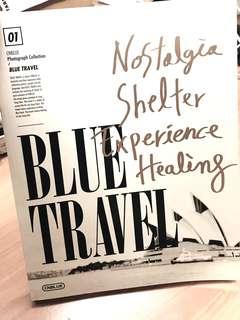 🚚 CNBLUE豪華寫真書 Blue Travel
