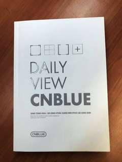 🚚 Cnblue 寫真書 daily view