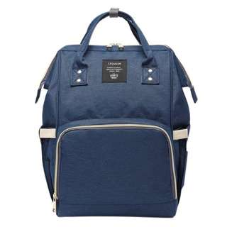 💐 Free delivery! Pre-order : Mummy Bag( Navy Blu
