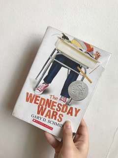 📚The Wednesday Wars