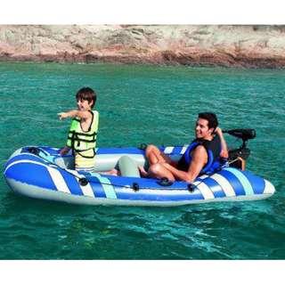 Hydro Force X2 Bestway Perahu Dayung Karet Hidro Bot Muat 2 Orang