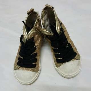 🚚 小孩 童鞋 學步鞋 帆布鞋