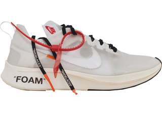 Off white zoom fly nike