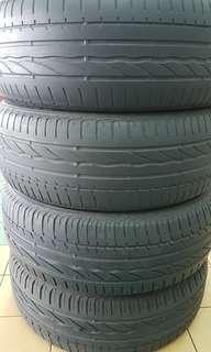 BRIDGESTONE ER300 Turanza 215/60R16 Used Tyre 2nd Tayar