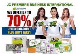 JC Premiere Membership and Products