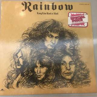 Rainbow ‎– Long Live Rock 'N' Roll, Vinyl LP, Polydor ‎– 2929 097, 1978, Germany