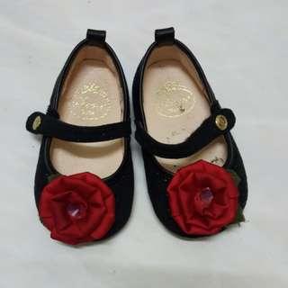 🚚 台灣製 女寶 小孩 童鞋 學步鞋 娃娃鞋
