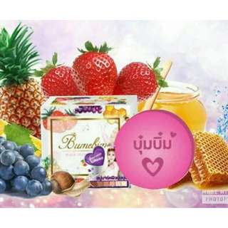 Bumibime Authentic Thailand Whitening Soap