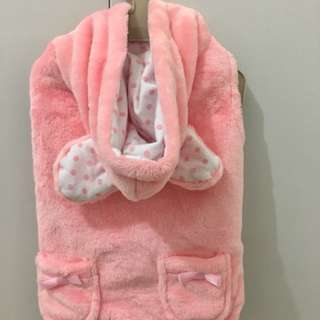 Dog Vest with Hoodie (Brand New)
