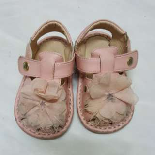 🚚 台灣製 女童 女寶 學步鞋 娃娃鞋 涼鞋