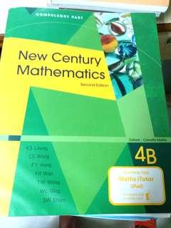 New Century Mathematics4B