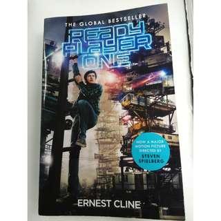 Ready Player One - by ErnestCline (Movie tie in )