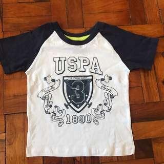 ‼️paubos sale‼️US Polo Tshirt for 18 months
