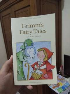 Grimm's Fairy Tales - Grimm Brothers.
