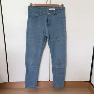 Lowry's Farm 淺藍色 牛仔褲