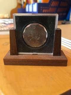 1997年貳元硬幣