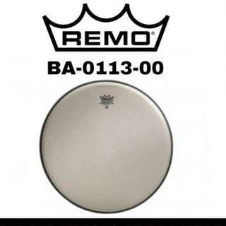 Remo BA-0113-00 13'' Ambassador Coated Batter Drum Head