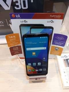 LG Q6+ Promo 0.99% (Kredit)