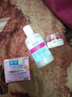 Take it all cream toner red jelly