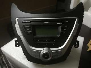 Car fm mp3 player full set hyundai sonata.
