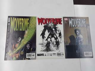 Wolverine  #179-1801(1988 1st Series) Comics Set
