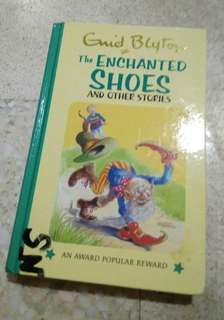 The Enchanted Shoes by Enid Blyton