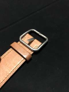 42mm Saddle Brown Classic Buckle for Apple Watch Series 1, Series 2, Series 3