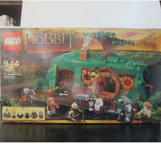 Lego 79003 Hobbit Unexpected Gathering BRAND NEW SEALED
