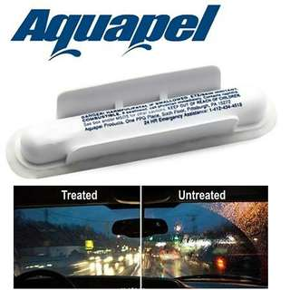 AQUAPEL Windshield Glass Water Rain Repellent