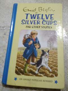 The Twelve Silver Cups by Enid Blyton