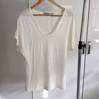 Country Road White T-Shirt