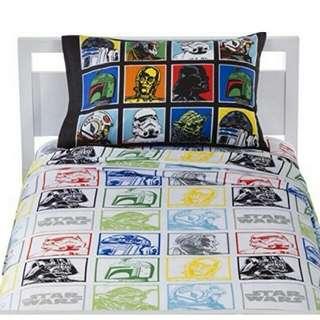 $388/套 bed sheet set star wars 星球大戰 床單 床鋪
