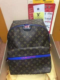LV Apollo Backpack Monogram