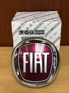 Fiat Bravo Boot Logo - Original