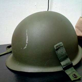 Helmet army original