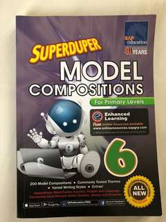 PSLE English Model composition for primary 6