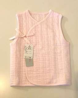 初生嬰兒和尚袍背心日本製